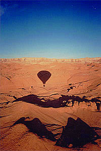Goblin Valley Balloon Adventure