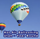 Utah Hot Air Ballooning